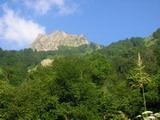 Горы города Сочи
